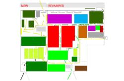 Automobile - Réorganisation de layout de production